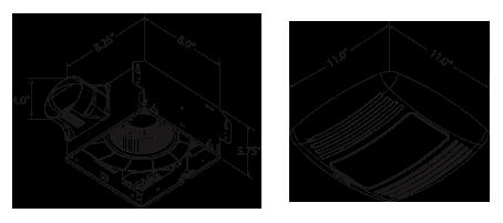 Broan Range Hood Wiring Diagram besides Led Exhaust Fan Light  bo as well Ceiling Fan Switch Wiring moreover  on broan exhaust fan and light combo wiring diagram