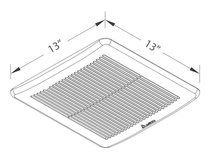 SLM80-110 grille