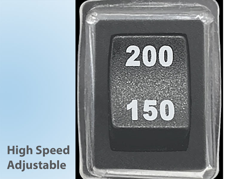 SMT150-200LED High Speed Adjustable