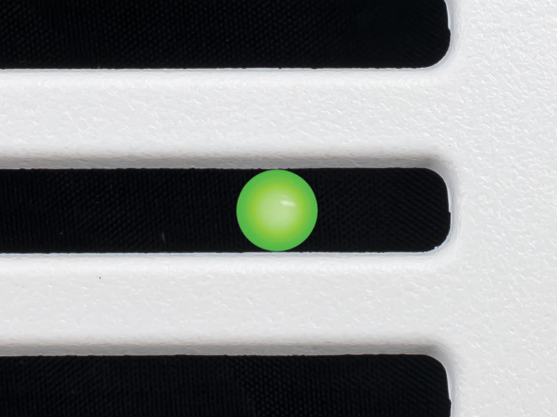 ELT80-110D green LED indicator light