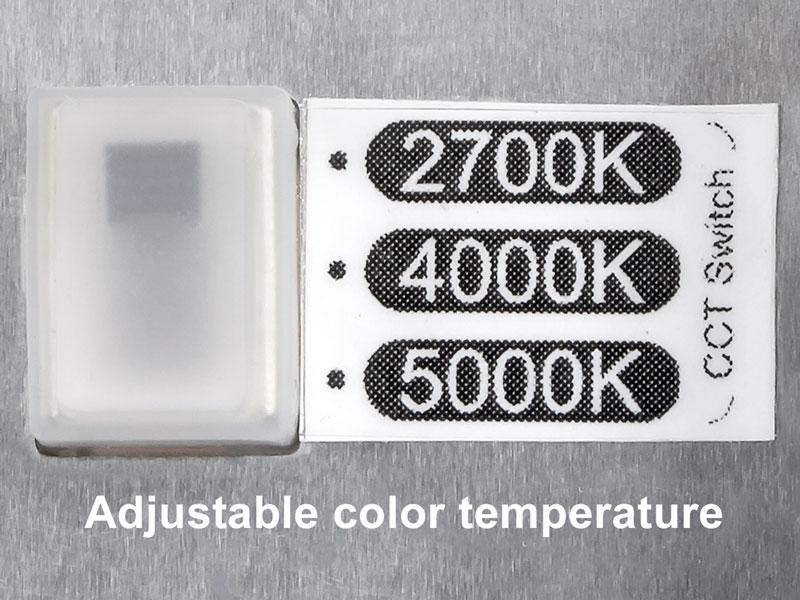SIG80-110ELED Adjustable color temperature