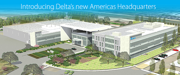 Delta's new LEED Platinum HQ building opening soon