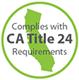 CA24 logo