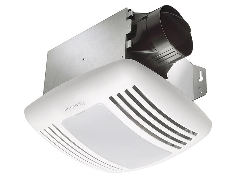GBR80L 80 CFM Fan/CFL Light - Delta BreezGreenBuilder