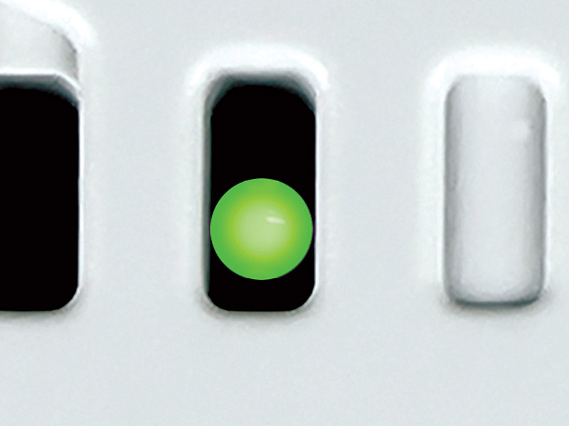 SIG80MLED LED indicator green light
