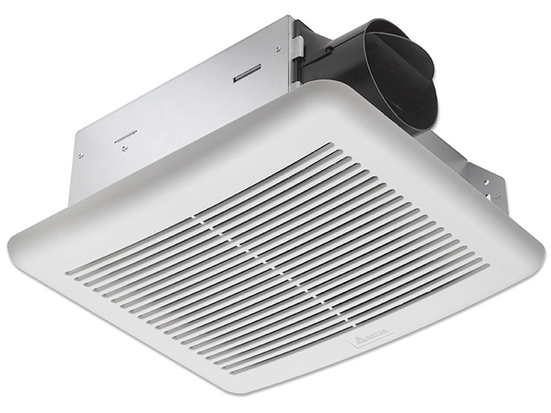 delta breez bathroom exhaust fans