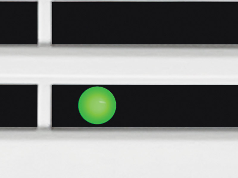 SLM100 LED Indicator Green